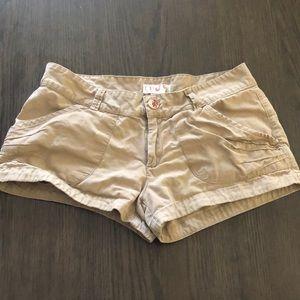 3/$15 shorts